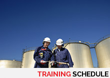 Safety Source Training Schedule